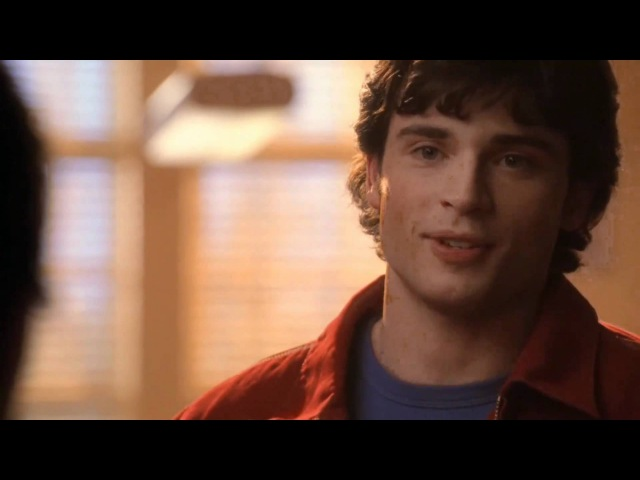 Smallville, Clark gets amnesia and falls in love all over again with Lana