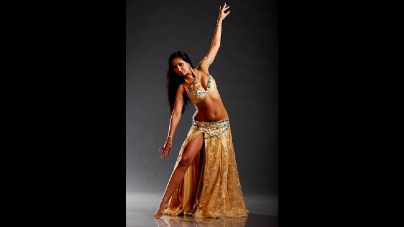Как наработать пластику тела Упражнения Уроки танца живота