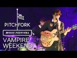 Vampire Weekend performs