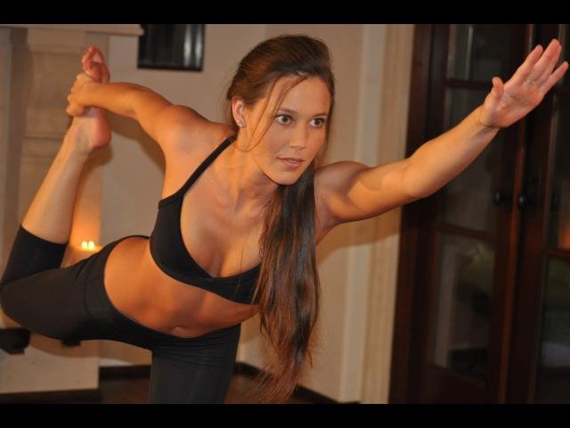 Домашняя йога для начинающих. Yoga for Beginners - Beginner Yoga Poses - At Home Yoga for Beginners