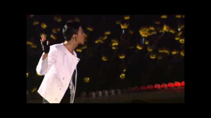 Big Bang Big Show 2010 - Hallelujah (GD, Taeyang, TOP) (HQ)