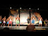 2015 IFBB Puerto Rico Pro – Mens Physique Finals