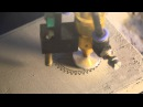 OpenSLS: Selective Laser Sintering Printer in Action