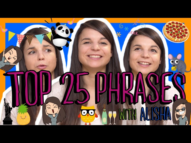 Learn the Top 25 Must-Know English Phrases!