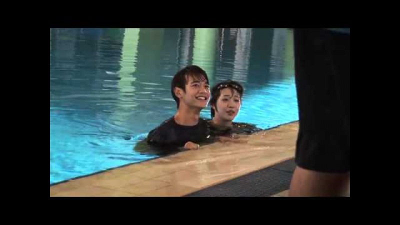 MinSul Laugh Part 2 [TTBY Pool Scene DVD Cut]