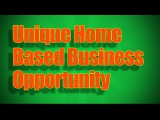 Unique Home Based Business Opportunity Why I Chose A Network Marketing Business