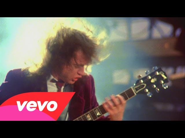 AC/DC - Back In Black (from Live At Donington)