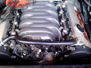 Двигатель Audi a8 4.2 BFM после ремонта