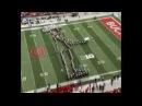 Лунная походка от оркестра! Видео супер! The Ohio State University Moonwalk