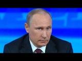 Большая Пресс-конференция Владимира Путина. ВСТУПИТЕЛЬНАЯ РЕЧЬ. 18 декабря 2014