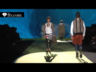 Dsquared2 Show Spring_Summer 2016 _ Milan Collections_ Men _ FashionTV