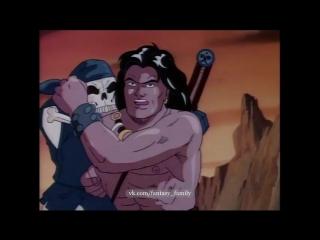 Заряд бодрости от Конана (мф Конан искатель приключений, 1992)