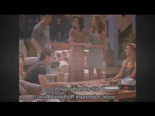 Friends Season 1 Episode 3 English Sub - Learn English With Friends Full Episodes