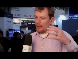 Двигатель Cisco Identity Services в Cisco Живой 2015