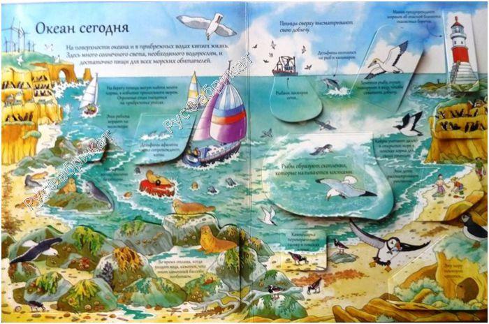 интересные факты о море рыбах и подводном мире для детей