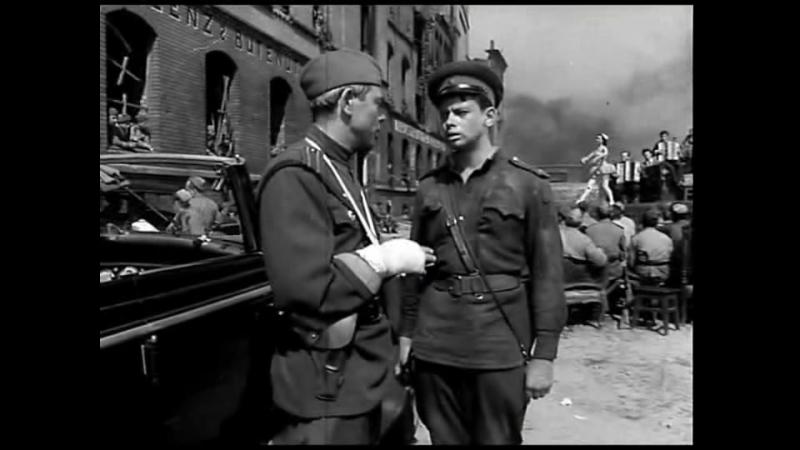 «Мир входящему» (Мосфильм, 1961) — младший лейтенант Ивлев