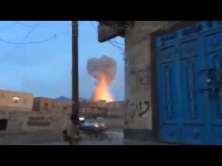 Israeli / Saudi Arabia Tactical Nuclear Strike on Yemen (Neutron Bomb)
