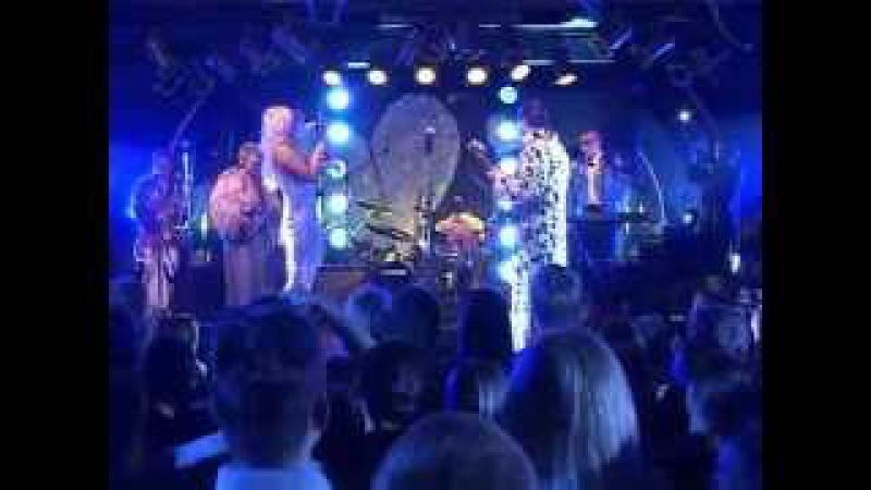 Крамбамбуля Старыя хіпаны concert video