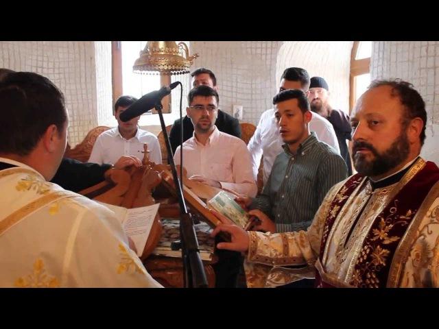 Pr. Ierodiacon Bartolomeu , Calugarul Pitirim, Manastirea Lipnita, Constanta,29 august 2013