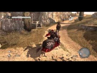 Assasin's Creed: Brotherhood серия 54 - Контракты на убийство (часть 3)