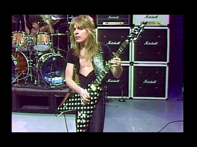 Randy Rhoads LIVE: Mr Crowley 1981