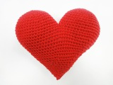Большое доброе сердце Great kind heart Crochet