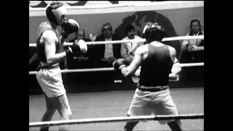 Бой против боксера-левши