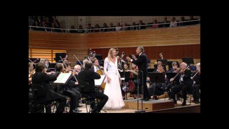 Mahler - Rückert-Lieder : Ich bin der Welt abhanden gekommen   Claudio Abbado   Lucerne 2009