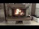 Камин BOISSIERE (Richard Le Droff). Красота огня в режиме замедленной съемки.