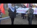 Убогий рузький марш в нерусском Татарстане. 4.11.2014