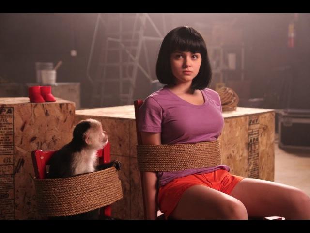 Даша путешественница | Почти трейлер Dora the Explorer Movie Trailer (with Ariel Winter)