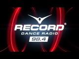 Radio Record Moscow 98,4 FM - Promo Radio Record