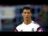 Ronaldo vs Malaga, Ла Лига 2014-2015, 13 тур