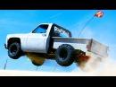 Muscle Truck vs. Baja Bug! 1974 Chevy C10 Battles Fred's Volkswagen Baja Bug - Roadkill Ep. 28
