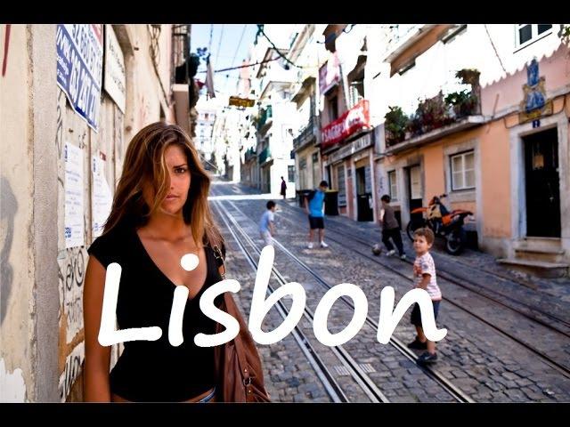 (HD1411) 6 minutes in Lisboa, Portugal, Lisbon, Lisbonne, Лиссабона, Europe - GoPro Hero - 2016