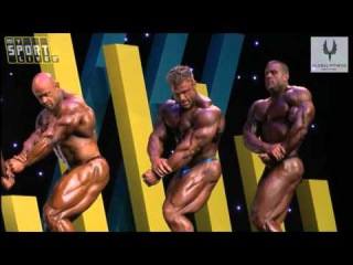 Roelly 'The Beast' Winklaar @ Arnold Classic Australia
