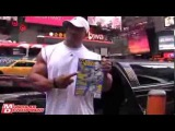 Roelly 'The Beast' Winklaar In New York City 3/3