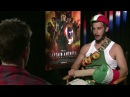 CAPTAIN AMERICA - Winter Soldier vs CAPTAIN ITALY (funny Chris Evans, Sebastian Stan)