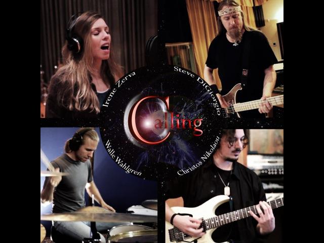 Calling - Video Clip (Steve DiGiorgio,Walle Wahlgren,Irene Zerva,Christos Nikolaou)