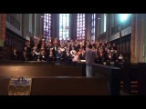 Chorus of church St. Ionna Luneburg
