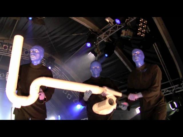 Bluemangroup LIVE - KulturStadion Berlin 19.08.09 | Drumbone (HD)