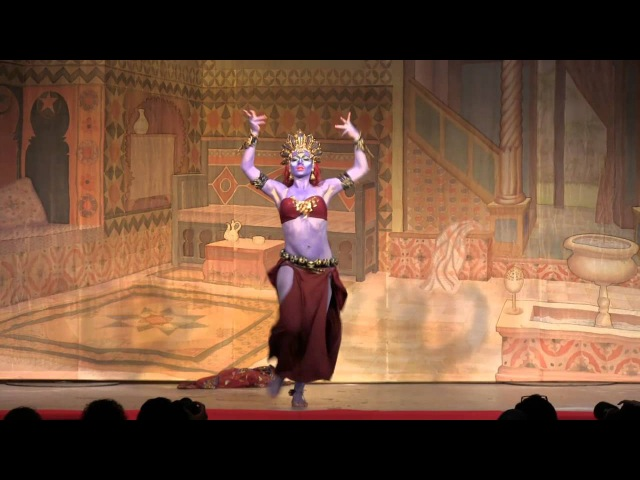 Jaydee Amrita @ Tribal Fest 13 : Kali Dance