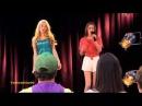 Violetta: Ludmilla e Violetta cantano Te Creo (Cap 31) HD