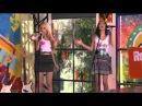 Violetta - Violetta e Ludmilla cantano  Te creo  al Resto Band - HD