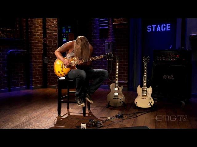 Richie Faulkner of Judas Priest rocks EMGtv