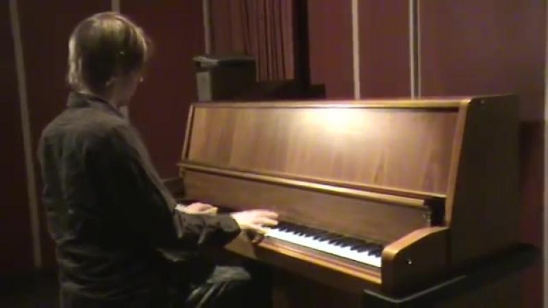 Metallica - The Unforgiven Piano Version