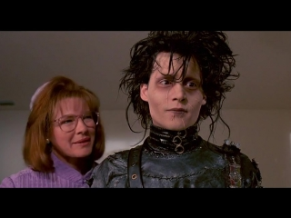 ◄Edward Scissorhands(1990)Эдвард руки-ножницы*реж.Тим Бёртон