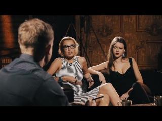 Интервью Рашапа с моделями: Ольгой Альберти, Оксаной Чучей