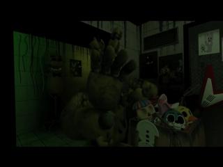 Five Nights At Freddys 3 Анимация Неудачные Дубли. 5 ночей у Фредди