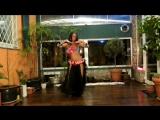 Habibi ya nour el ein - Amr Diab _ Isabella Bellydance improvisation _